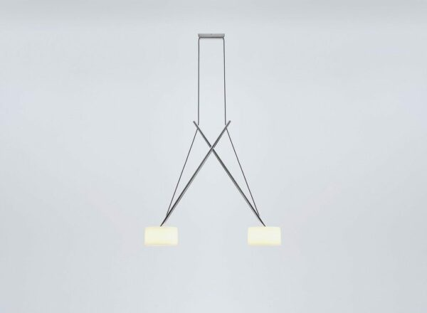 Serien Lighting Pendelleuchte Twin LED - Lampen & Leuchten