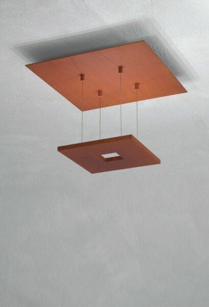 Escale Deckenleuchte Zen Mini 4-flammig LED - Deckenleuchten Innen