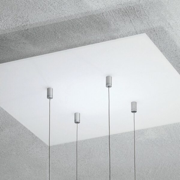 Escale Deckenleuchte Zen Mini 4-flammig LED - Lampen & Leuchten