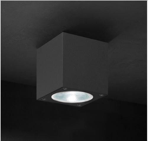 Lupia Licht Deckenaußenleuchte Kubus - Deckenleuchten Außenbereich