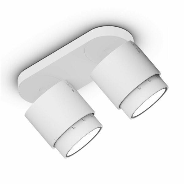 Occhio Deckenstrahler lui alto doppio Volt Z 2700 K 18 W - Lampen & Leuchten