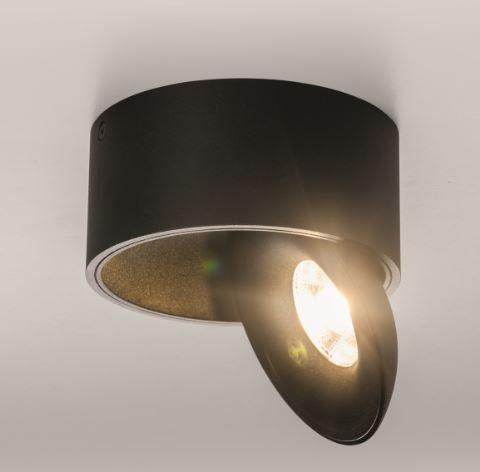 Lupia Licht Deckenstrahler Saturn N 2700 K - Deckenleuchten Innen