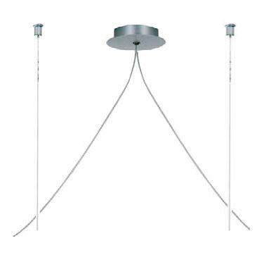 Casablanca Doppelpendelleuchte AIH Ø 19 cm - Lampen & Leuchten