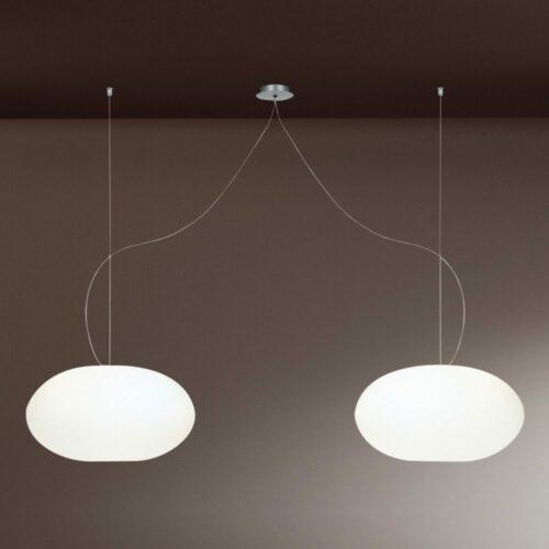Casablanca Doppelpendelleuchte AIH Ø 38 cm - Lampen & Leuchten