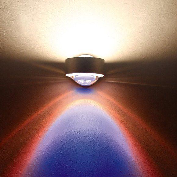 Top Light Farbfilter für Leuchte Puk, Lens und Light Finger Blau
