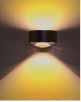 Top Light Farbfilter für Leuchte Puk Maxx Lens und Light Finger Gelb