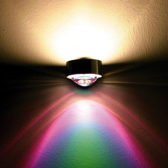 Top Light Farbfilter für Leuchte Puk, Lens und Light Finger Grün
