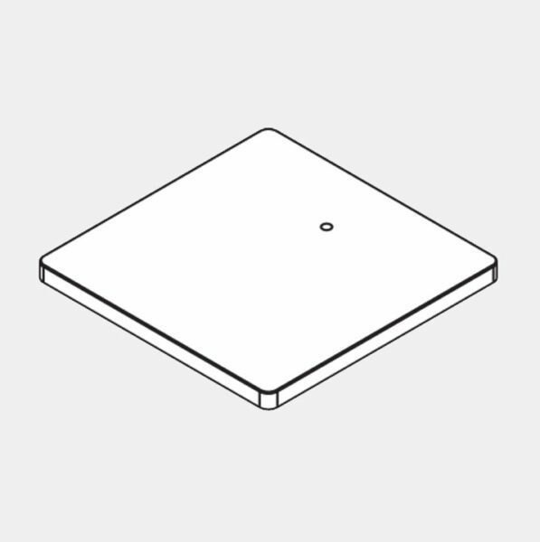 Nimbus Fußplatte zu Roxxane Office - Aktion