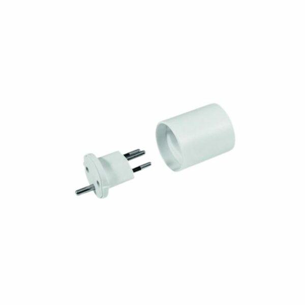 Fix-Adapter Weiß