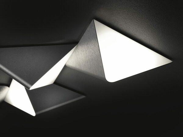 Grossmann Wand- und Deckenleuchte Delta - Open Box
