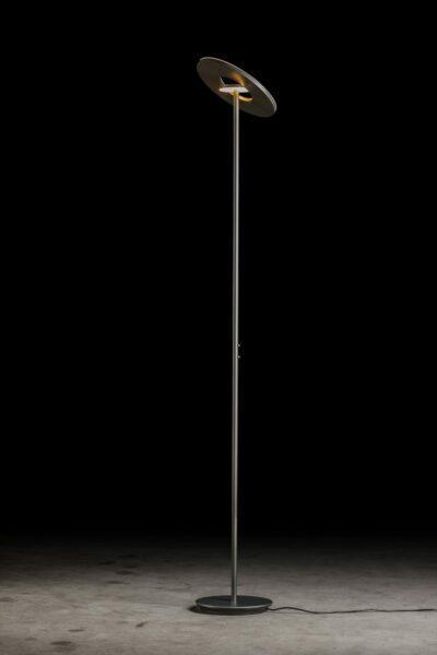 Holtkötter Deckenfluter Nova LED Platin