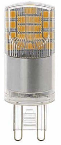 Sigor Leuchtmittel LED 3,5 W, G9, dimmbar / ersetzt 48 W - Lampen & Leuchten