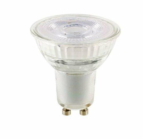 Sigor Leuchtmittel LED 5 W, Luxar Glas GU10 36°, 2700 K / ersetzt 50 W - Lampen & Leuchten