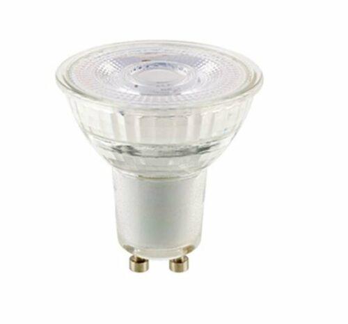 Sigor Leuchtmittel LED 7 W, Luxar Glas GU10 36°, 2700 K, dimmbar / ersetzt 65 W - Lampen & Leuchten