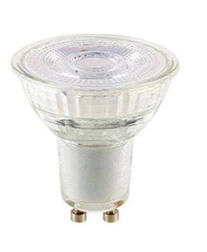 Sigor Leuchtmittel LED 7 W, Luxar Glas GU10 36°, 2700 K, dimmbar / ersetzt 75 W - Lampen & Leuchten