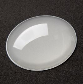 Top Light Linse einseitig mattiert für Leuchte Puk Maxx, Lens und Light Finger