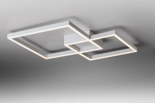 Lupia Licht Deckenleuchte Dopio Weiß