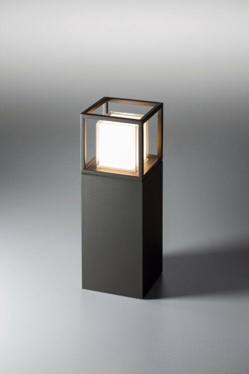 Lupia Licht Sockelaußenleuchte Quadro S