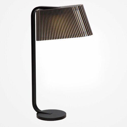 Secto Design Tischleuchte Owalo 7020 Schwarz