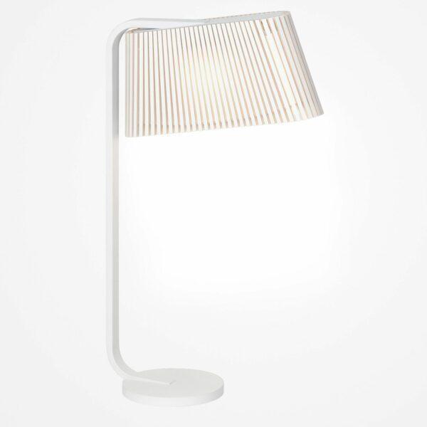 Secto Design Tischleuchte Owalo 7020 Weiß