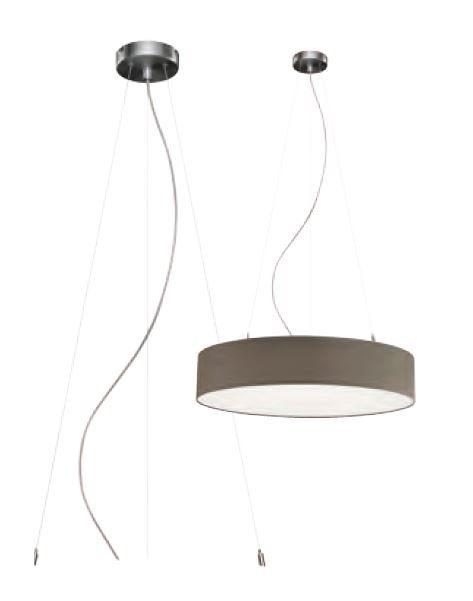 Hufnagel Pendelaufhängung zu Luna Deckenleuchte - Lampen & Leuchten
