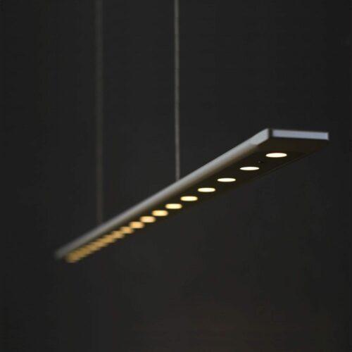 Liin Light Innovations Pendelleuchte Anax CC LED Color Change 135 cm - Pendelleuchten Büro