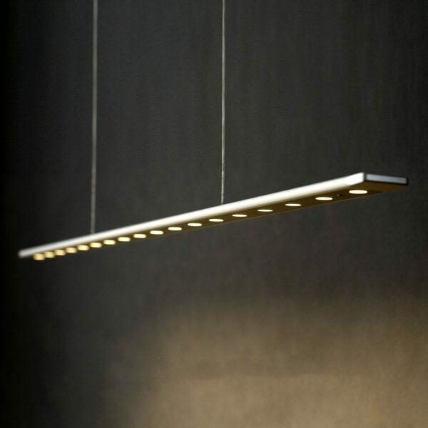 Liin Light Innovations Pendelleuchte Anax LED Touchsensor 168 cm - Pendelleuchten Innen