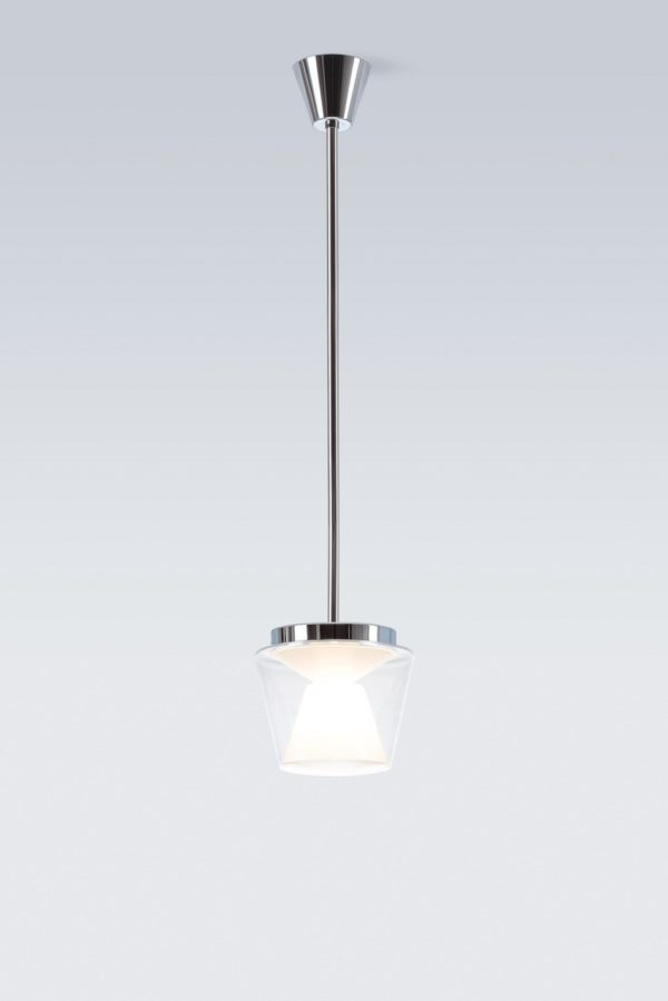 Serien Lighting Pendelleuchte Annex LED Suspension Acrylglas - Pendelleuchten Innen