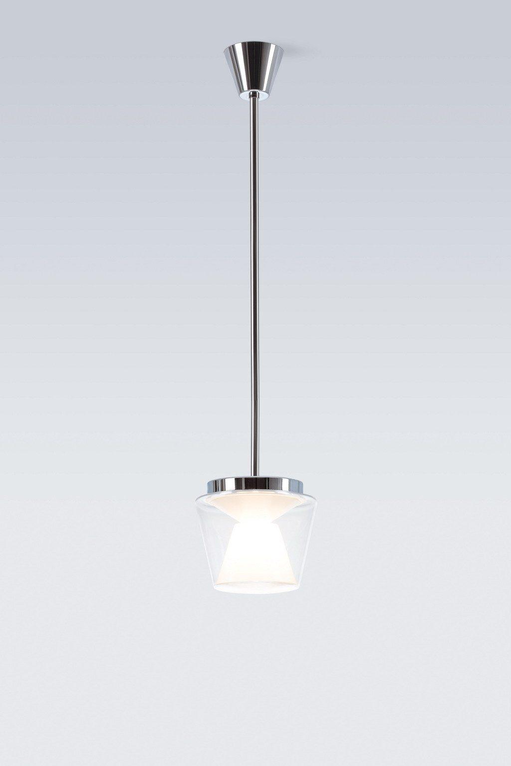 Serien Lighting Pendelleuchte Annex LED Suspension Acrylglas - Pendelleuchten Innen
