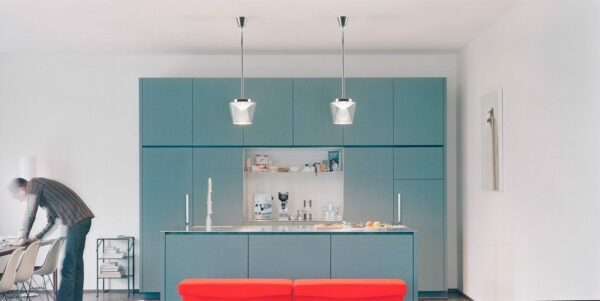 Serien Lighting Pendelleuchte Annex LED Suspension Aluminium - Lampen & Leuchten