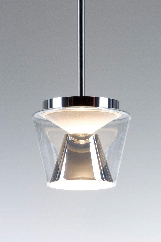 Serien Lighting Pendelleuchte Annex LED Suspension Aluminium - Pendelleuchten Innen