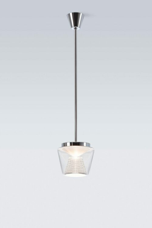 Serien Lighting Pendelleuchte Annex LED Suspension Kristallglas - Lampen & Leuchten
