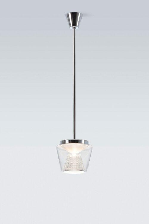 Serien Lighting Pendelleuchte Annex LED Suspension Kristallglas - Lampen & Leuchten