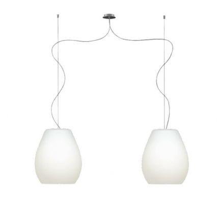 Casablanca Draht-Pendelleuchte Bagan Ø 26 cm - Lampen & Leuchten