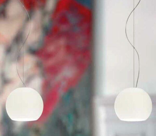 Casablanca Draht-Pendelleuchte Ball Ø 19 cm - Lampen & Leuchten