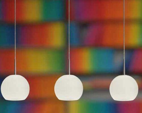 Casablanca Kabel-Pendelleuchte Ball Ø 19 cm - Lampen & Leuchten