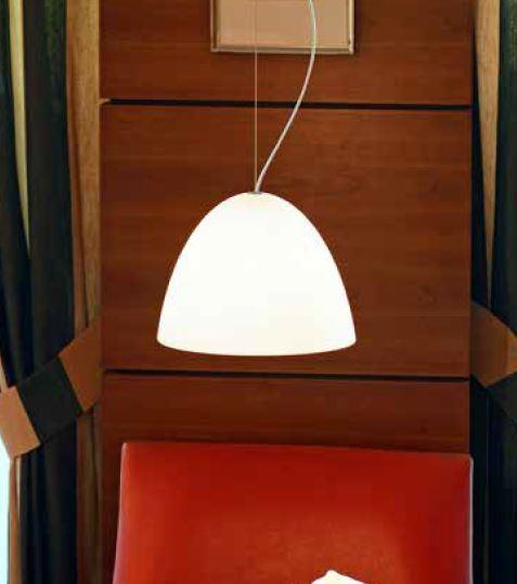 Casablanca Pendelleuchte Bell 1-flammig Ø 21 cm - Lampen & Leuchten