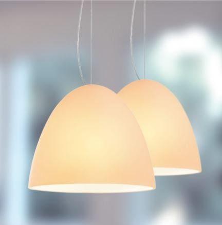 Casablanca Pendelleuchte Bell 2-flammig Ø 21 cm - Lampen & Leuchten