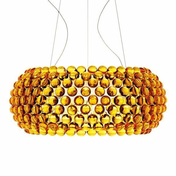Foscarini Pendelleuchte Caboche Grande Halogen - Lampen & Leuchten
