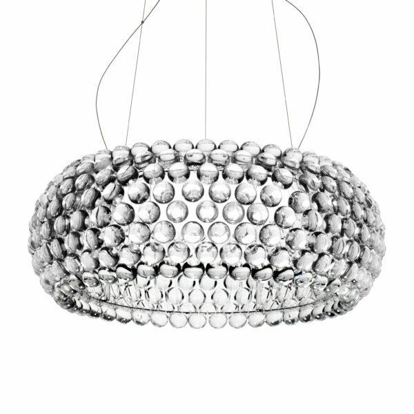 Foscarini Pendelleuchte Caboche Grande LED dimmbar - Stehleuchten Innen