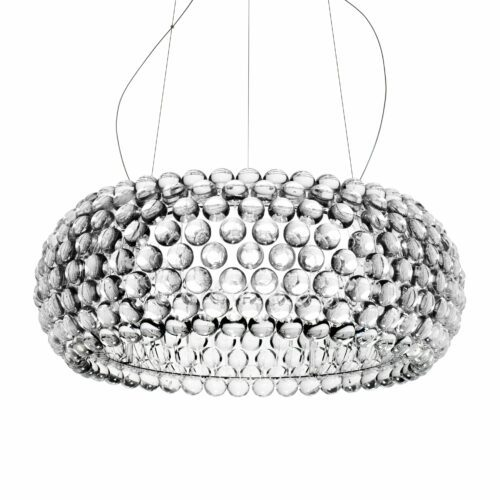 Foscarini Pendelleuchte Caboche Media LED dimmbar - Lampen & Leuchten