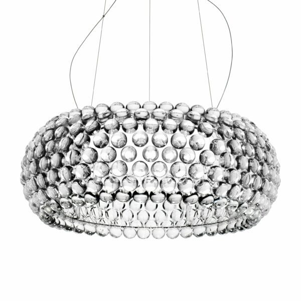 Foscarini Pendelleuchte Caboche Media LED dimmbar - Sale