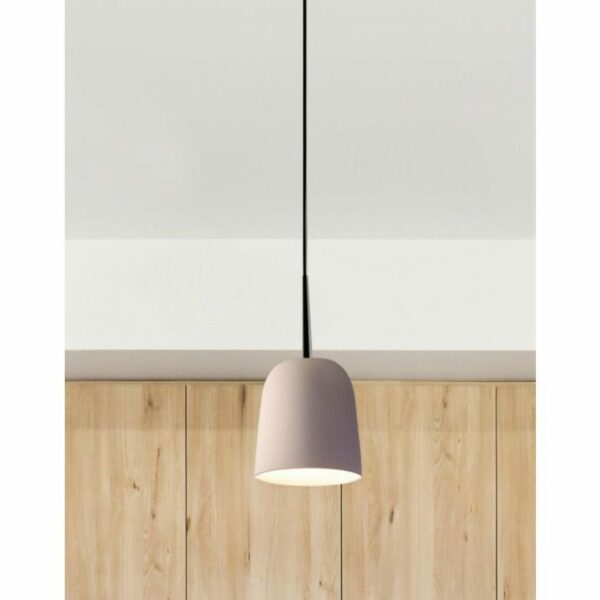 Casablanca Pendelleuchte Clavio S Creme-Weiß - Lampen & Leuchten
