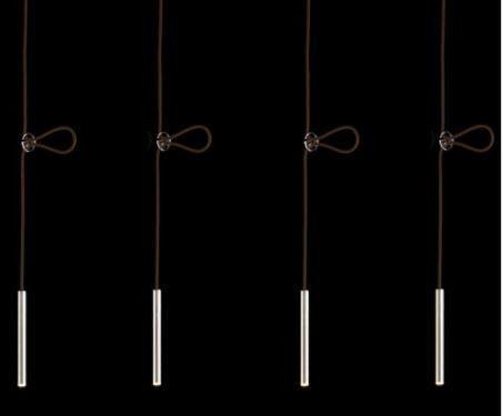 LDM Aufbau-Pendelleuchte Ecco Tavolo Quattro LED - Lampen & Leuchten