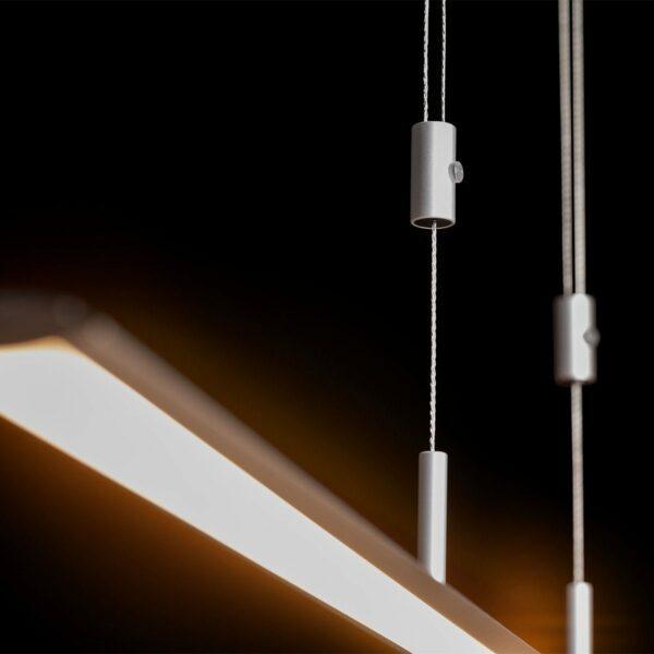 Holtkötter Pendelleuchte Epsilon 150 cm Dim to Warm - Lampen & Leuchten