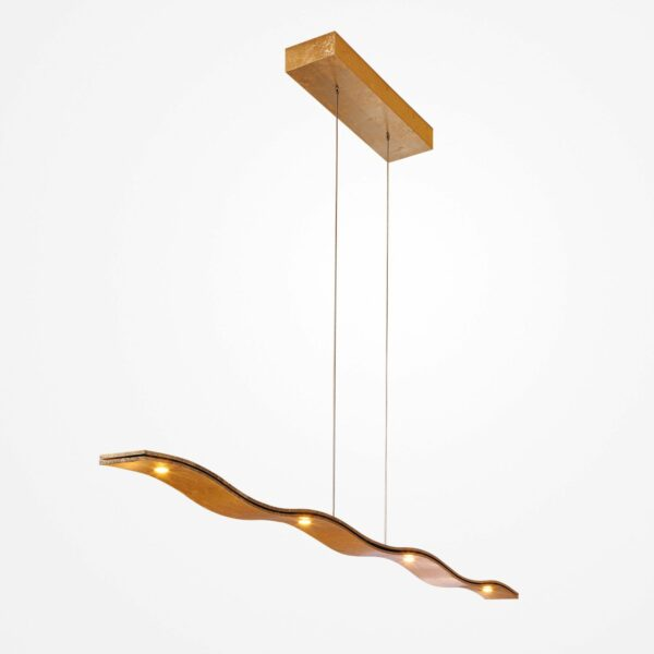 Escale Pendelleuchte Fluid LED 143 cm - Deckenleuchten Innen