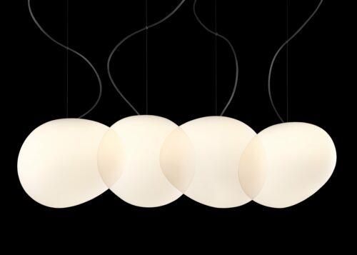 Foscarini Pendelleuchte Gregg - Lampen & Leuchten