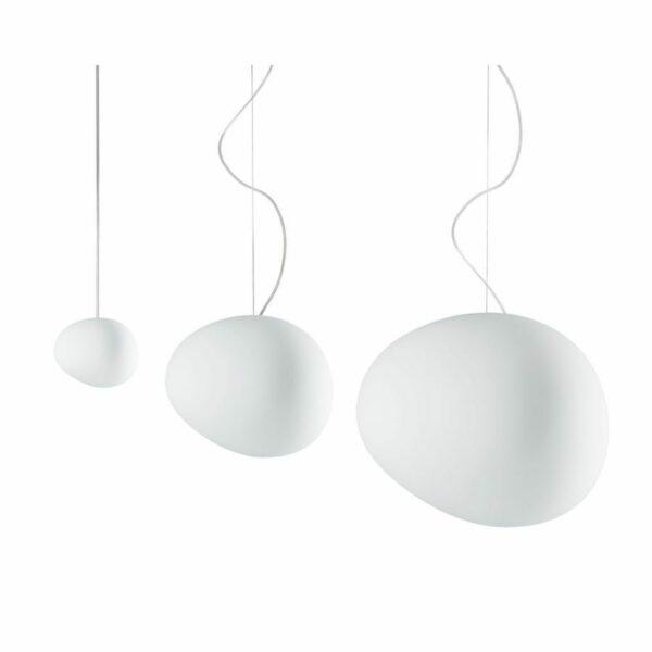 Foscarini Pendelleuchte Gregg LED - Lampen & Leuchten