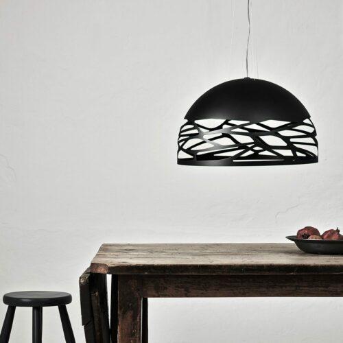 Studio Italia Design Pendelleuchte Kelly Dome Small - Innenleuchten