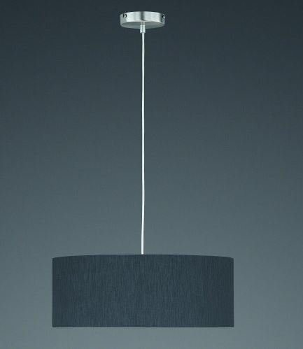 Hufnagel Pendelleuchte Mara Schiefer, 3 Größen - Pendelleuchten Büro